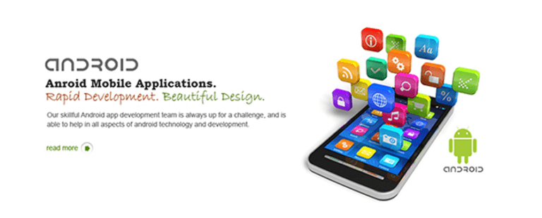android application development backdroid
