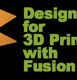 3dprinting design Fusion 360